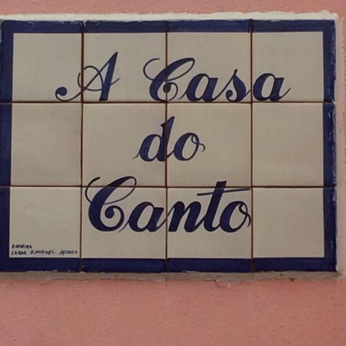 A CASA DO CANTO