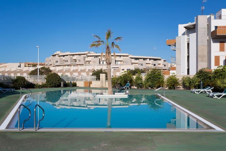 New Ocean View Duplex El Medano