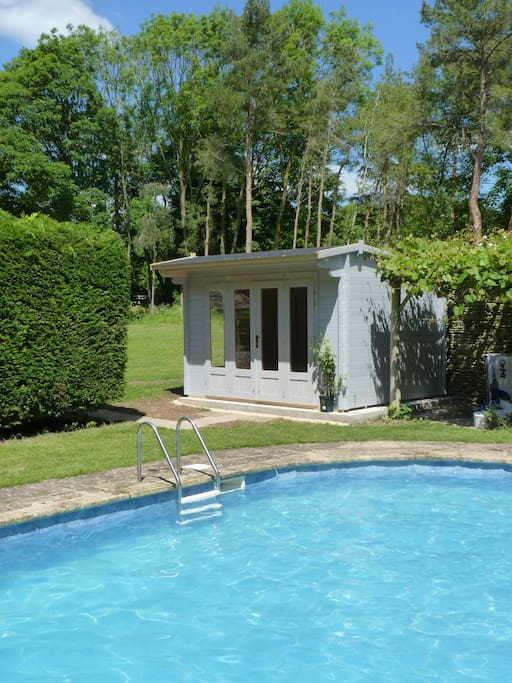 Peaceful Cotswold Cottage With Swimming Pool Cottages For Rent In Nr Brize Norton
