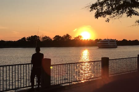 SW DC Waterfront Steps to The Mall - 워싱턴 - 아파트(콘도미니엄)