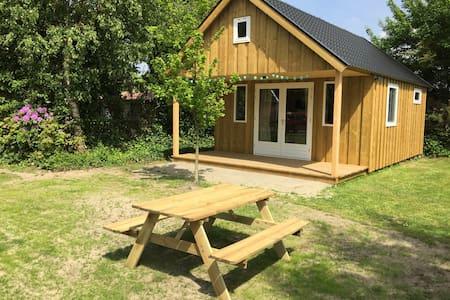 Zeeuws Scandinavische Lodge in Zld! - Tholen