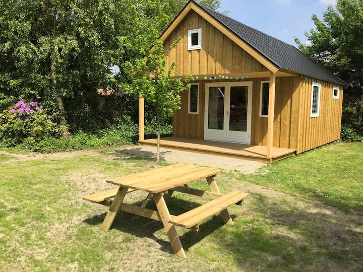 Zeeuws Scandinavische Lodge in Zld!