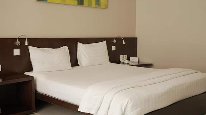 Spotless Room Deluxe At Banda Aceh