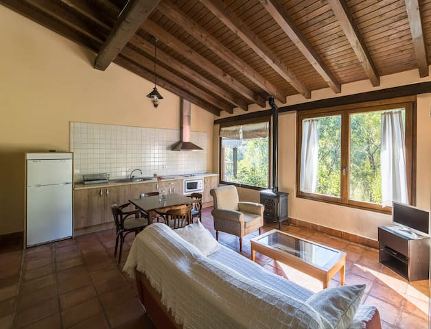 Beautiful apartment in nature. - Collado - Appartement