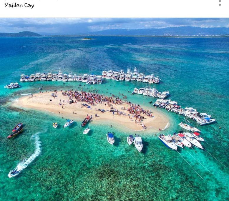 Ask about our Maiden Cay tours