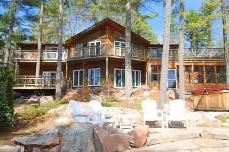 Stoney Lake Waterfront Getaway - Harcourt