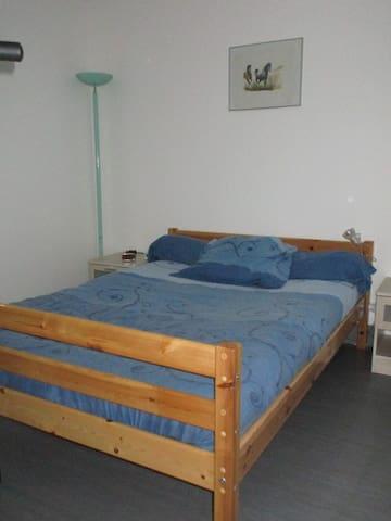 Chambre d'hôte chez l'habitant - Grassac - Hospedaria