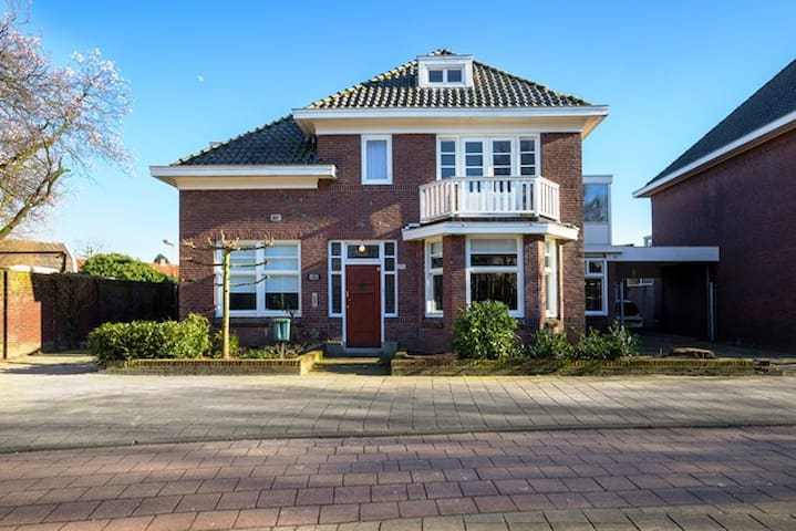 2 pers. kamer (nr: 5) in luxe villa - Eindhoven - Villa