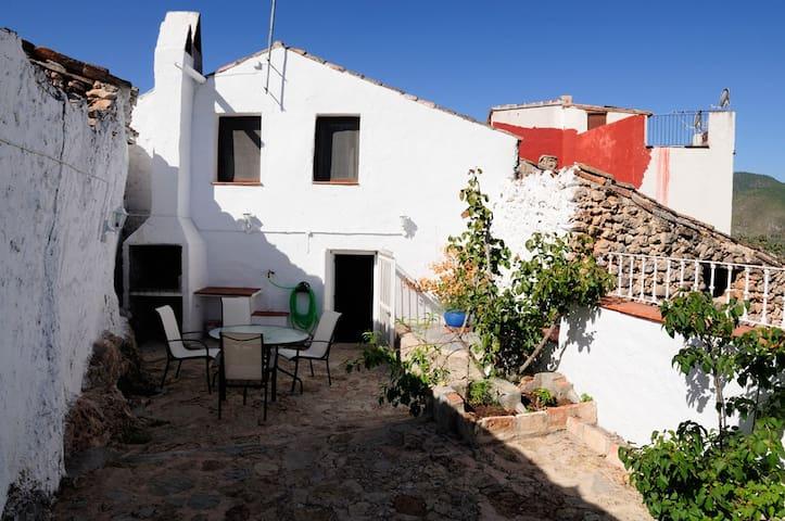 El Volaero , P.N. Cazorla y Segura - Hornos - Huis