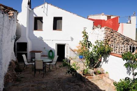 El Volaero , P.N. Cazorla y Segura - Hornos - Hus