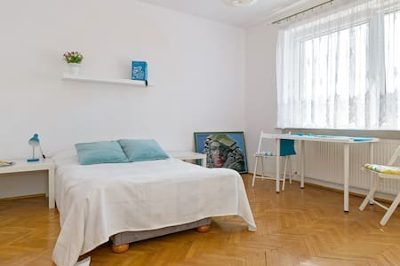 Spacious room near Center, Malta Lake, Termy - Poznan