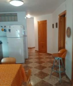 Apartamento en planta baja en la playa de Xeraco - Pis