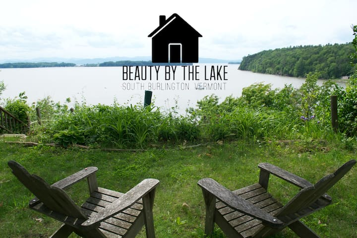 Beauty by the Lake - South Burlington - Flat