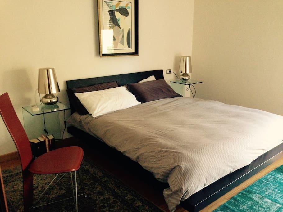 camera da letto principle