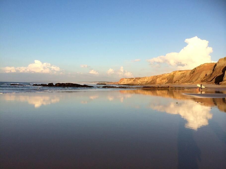 Eremita beach