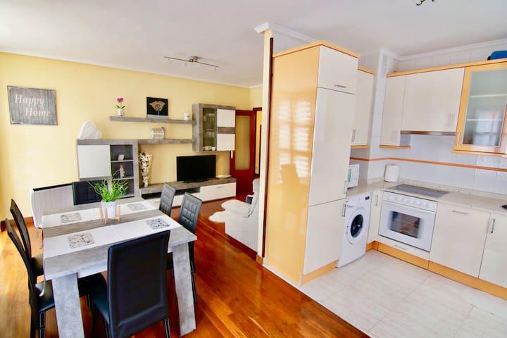 Casco Histórico. Apartamento en Castro Urdiales.