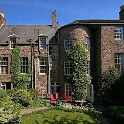 A Hidden Gem built in 1648 - Montrose - Bed & Breakfast