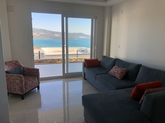 Luxury Apartment in Akbük/Didim with Sea View