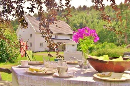Øvre Gill Farm - Kristiansand