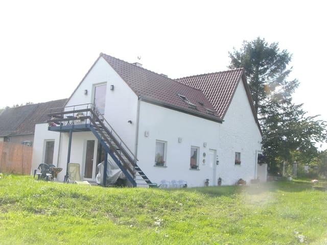 FERME LENFANT gîte rural mansardé - Pommeroeul - Casa na Terra