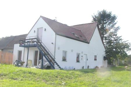 FERME LENFANT gîte rural mansardé - Pommeroeul - Maan sisään rakennettu talo