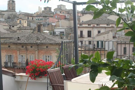 Spacious apt in historical Lanciano - Lanciano - Квартира