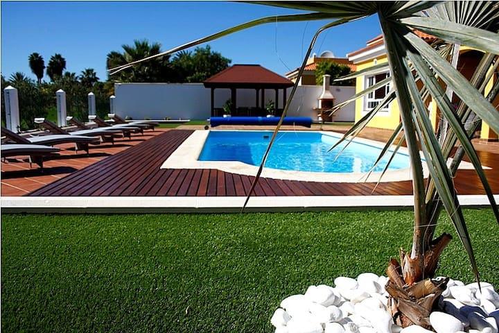 Villa BONITA-Golf C-Caleta De Fuste-Fuerteventura