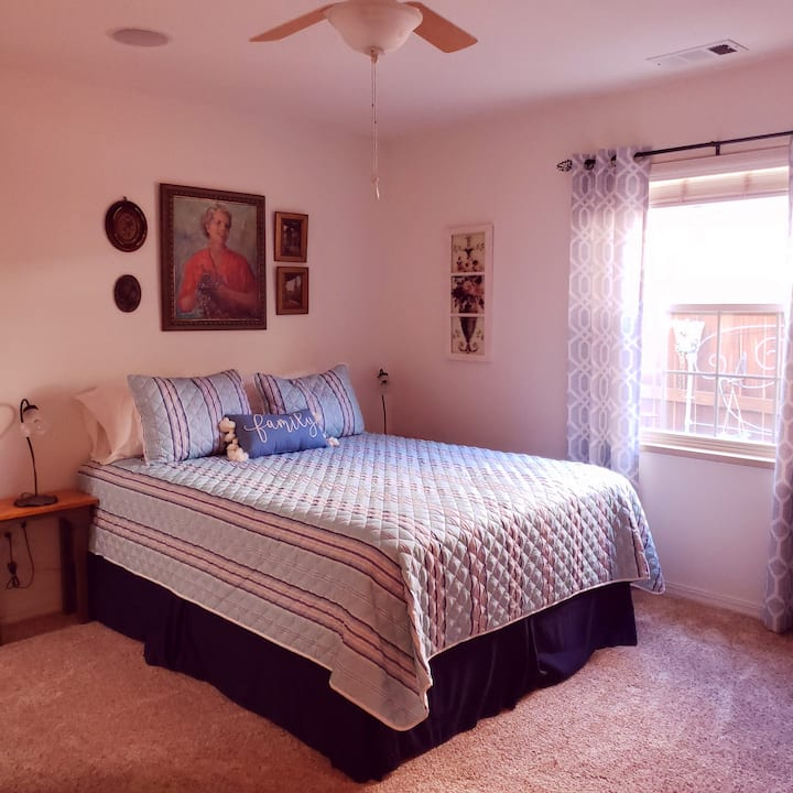 Quiet Paso Robles retreat, minutes from downtown