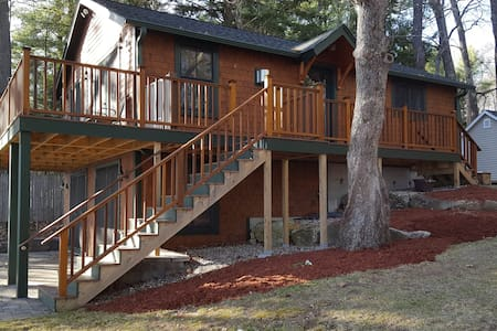 Beautiful Lake house on Long Lake - Napels - Huis