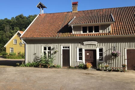 Charming rooms at Berte BnB - Falkenberg S