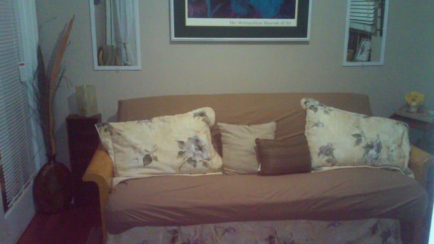 Cozy private room southside atlanta - Jonesboro