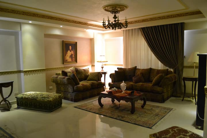 New Maadi Guest House in the Heart of Cairo