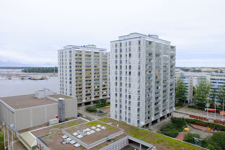 Entire apartment 5mins from HelsinkiCenterStation - Helsinki - Apartament