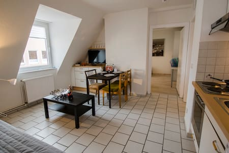 CITY FLAT - Stadtwohnung  Shopping or MESSE - Hannover - Apartamento