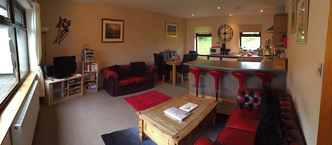 Snowberry cottage No1 - Fort William - 一軒家
