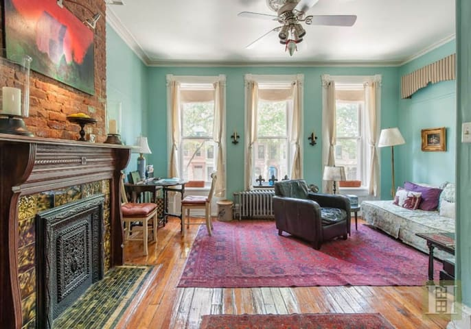 Sunny Brooklyn Brownstone Apartment - Apartments for Rent in ...