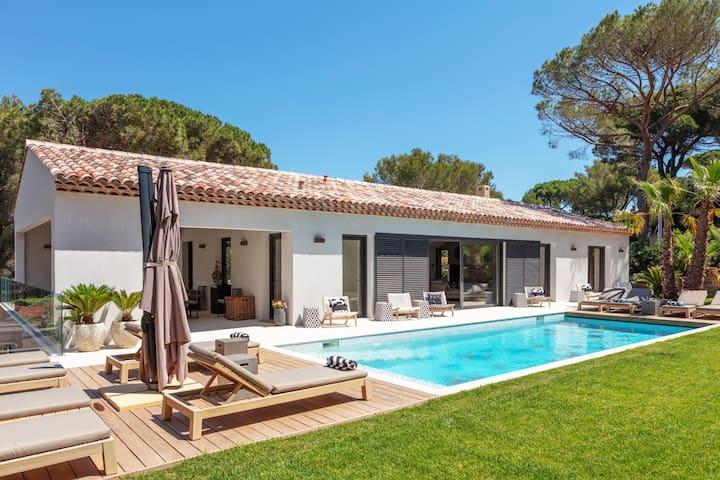 Villa Le Tourmentin, Saint Tropez