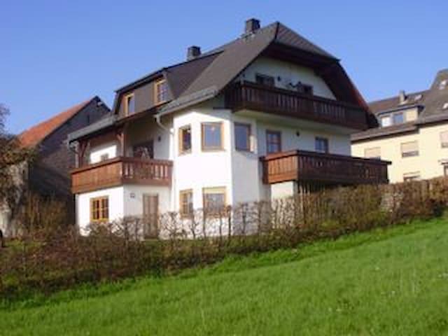 Ferienwohnung Rheinhoehenweg - Prath - Apartment
