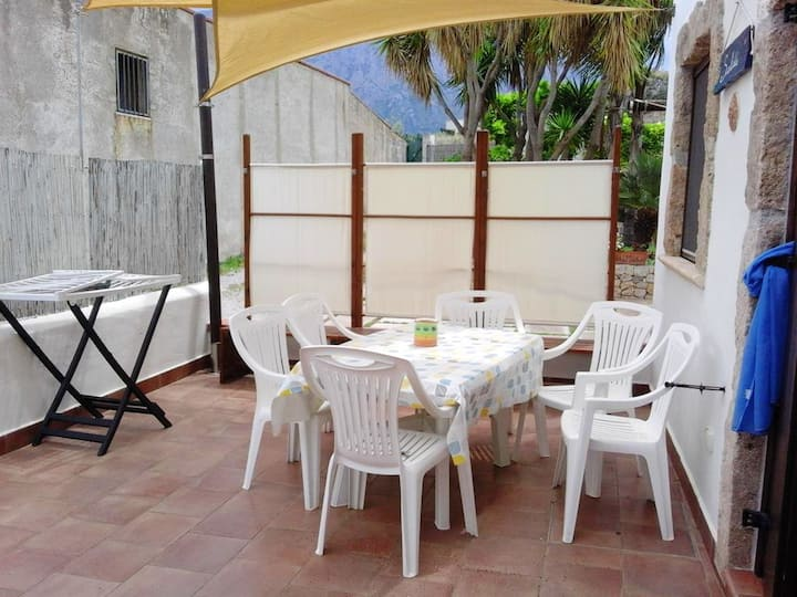 Apartment with one bedroom in Cinisi, with WiFi