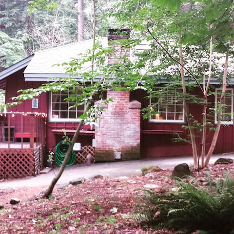 Creekside Redwood Retreat *$55+ per bedroom - Boulder Creek - Casa