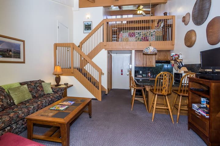 """Eagles Loft"" Inside the Park - With Wifi! - Yosemite National Park - Appartement"