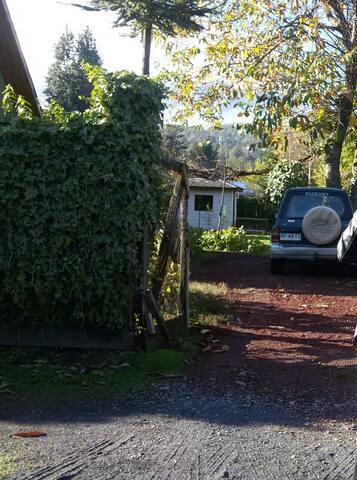 Acogedora cabaña en Licanray - Licanray
