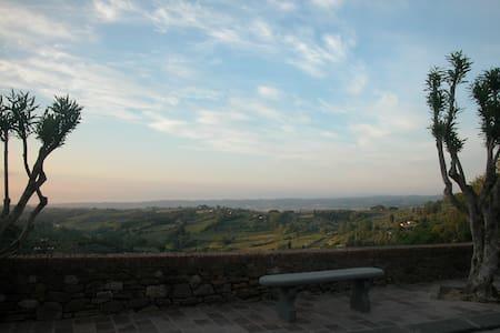 Charming apartment in Tuscany - Terricciola