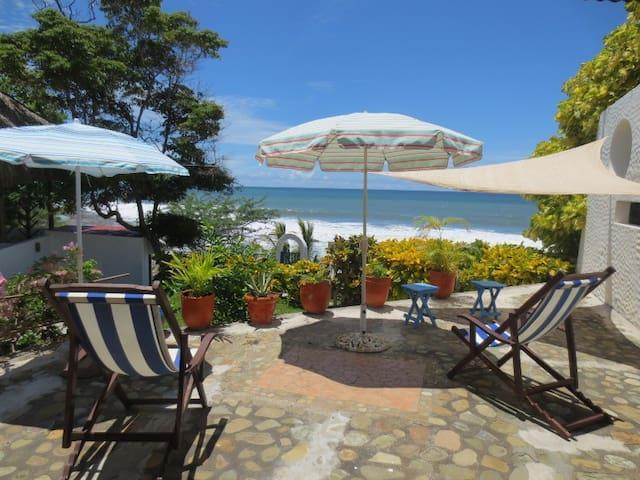 Villa Lupita Oceanfront at Rancho Santana