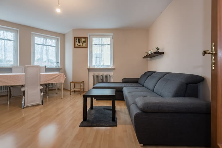 Munich, room for 2 people