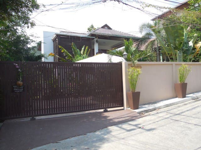 Secure Private Home