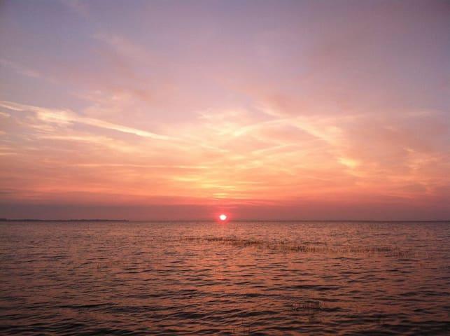 Lakeshore Haven - monroe  - Casa