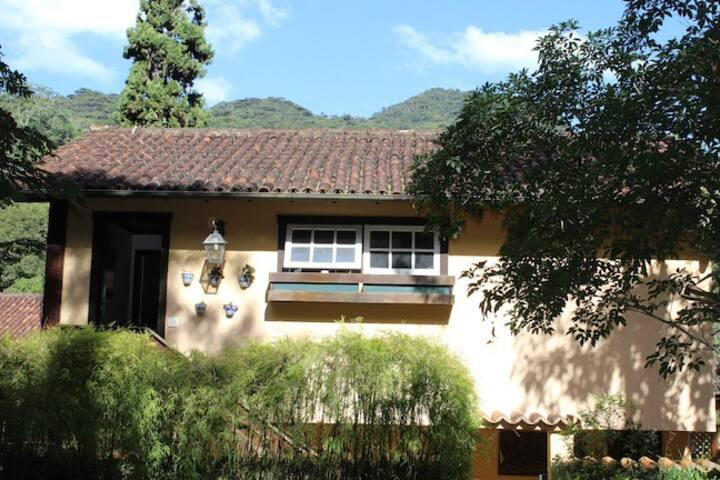 Adjara Cottage @ Fachoalto's House