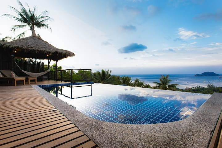 Koh Tao Heights Luxury Pool Villa