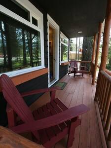 Unique cabin near Glacier Park and Big Mountain - Martin City - Cabin - 1